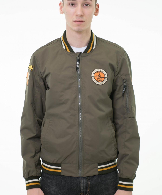 "Jacket ""Bomber"" haki 3"