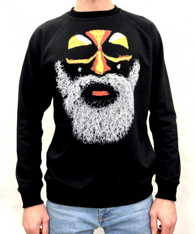 """sweatshirt """"Voodoo"""""""